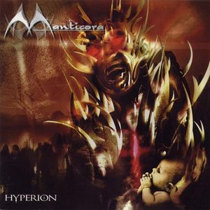 Manticora - Hyperion CD (album) cover