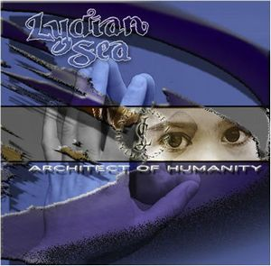 Lydian Sea - Architect Of Humanity CD (album) cover