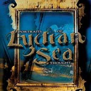 Lydian Sea - Portraits Of Thought CD (album) cover