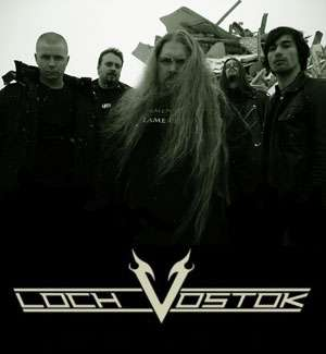 LOCH VOSTOK image groupe band picture