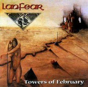 Lanfear - Towers Of February CD (album) cover