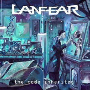 Lanfear - The Code Inherited CD (album) cover