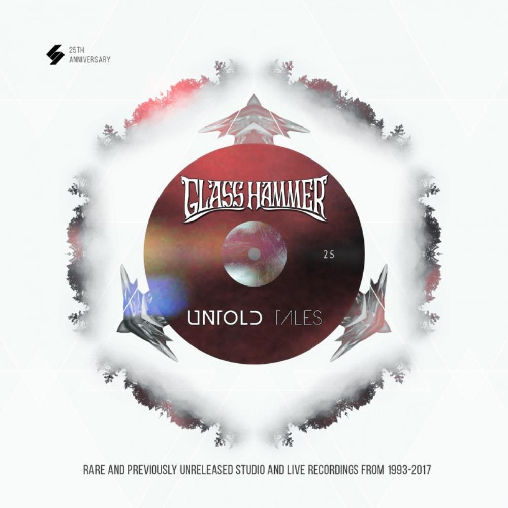 Glass Hammer - Untold Tales CD (album) cover
