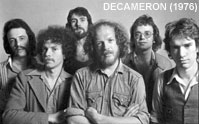 DECAMERON image groupe band picture