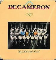 Decameron - Say Hello To The Band CD (album) cover