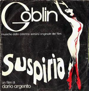 Goblin - Suspiria CD (album) cover
