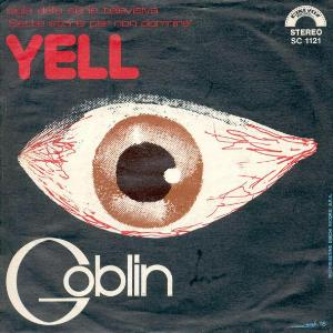 GOBLIN - Yell CD album cover