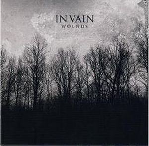 IN VAIN - Wounds CD album cover