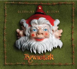 Zywio³ak - Globalna Wiocha CD (album) cover