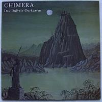 Chimera - Des Duivels Oorkussen CD (album) cover