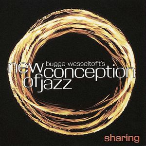 Bugge Wesseltoft - Sharing CD (album) cover