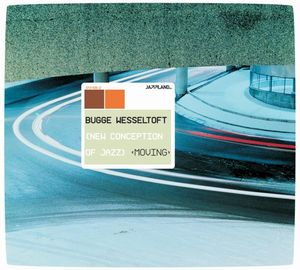 Bugge Wesseltoft - Moving CD (album) cover