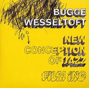 Bugge Wesseltoft - Film'ing CD (album) cover