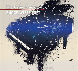 Bugge Wesseltoft - It's Snowing On My Piano CD (album) cover