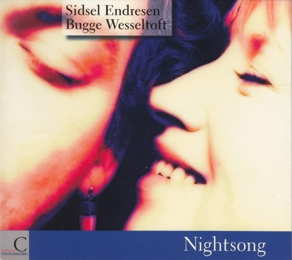 Bugge Wesseltoft - Bugge Wesseltoft And Sidsel Endresen: Nightsong CD (album) cover