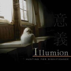 Illumion - Hunting For Significance CD (album) cover