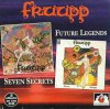 Fruupp - Future Legends / Seven Secrets CD (album) cover