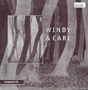 Windy And Carl - Emerald CD (album) cover