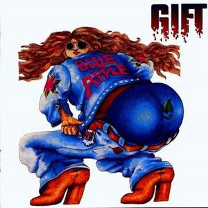 Gift - Blue Apple CD (album) cover