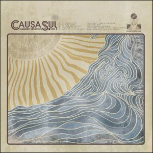 Causa Sui - Summer Sessions Vol. 2 CD (album) cover