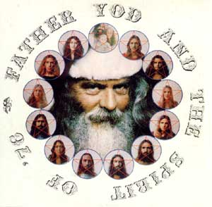 Father Yod And The Spirit Of '76 - Contraction CD (album) cover