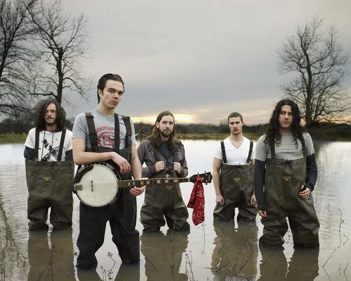 FAIR TO MIDLAND image groupe band picture
