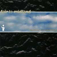 Fair To Midland - The Carbon Copy Silver Lining CD (album) cover