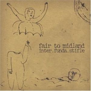 Fair To Midland - Inter.funda.stifle CD (album) cover