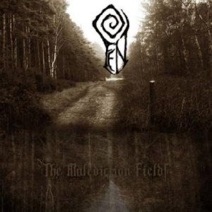 Fen - The Malediction Fields CD (album) cover