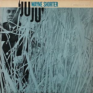Wayne Shorter - Juju CD (album) cover
