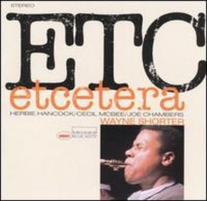 Wayne Shorter - Et Cetera CD (album) cover