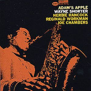 Wayne Shorter - Adam's Apple CD (album) cover