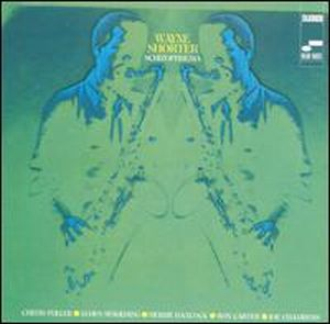 Wayne Shorter - Schizophrenia CD (album) cover