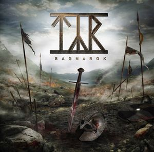 - Ragnarok CD (album) cover