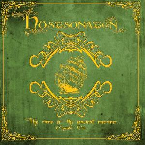 Hostsonaten - The Rime Of The Ancient Mariner - Chapter One CD (album) cover