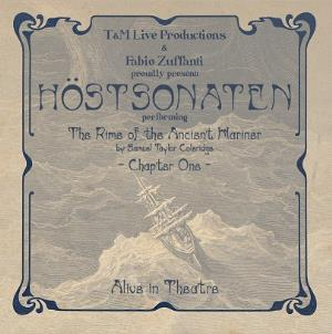 Hostsonaten - Alive In Theatre DVD (album) cover