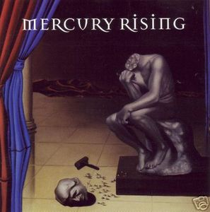Mercury Rising - Upon Deaf Ears CD (album) cover