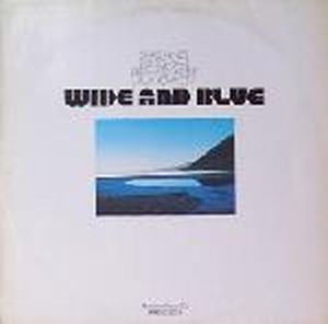 Eberhard Weber - Wide And Blue ( With Chris Hinze,sigi Schwab And Lala Kovacev) CD (album) cover