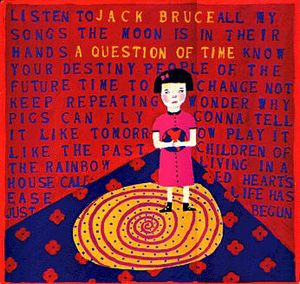 Jack Bruce - A Question Of Time CD (album) cover