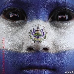Ovni - Salvadoreno / Alien CD (album) cover