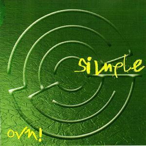 Ovni - Simple CD (album) cover