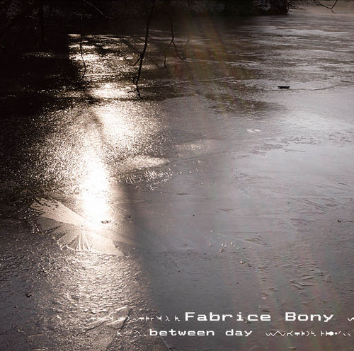 FABRICE BONY - Between Day CD album cover