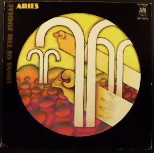 Mort Garson - Signs Of The Zodiac: Aries CD (album) cover