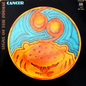 Mort Garson - Signs Of The Zodiac: Cancer CD (album) cover