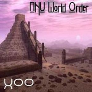 Xoo - Anu World Order CD (album) cover