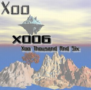Xoo - X006 CD (album) cover