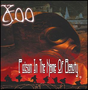 Xoo - Poison In The Name Of Beauty CD (album) cover