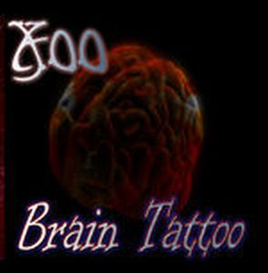 Xoo - Brain Tattoo CD (album) cover