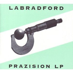 Labradford - Prazision CD (album) cover