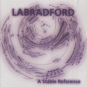 Labradford - A Stable Reference CD (album) cover